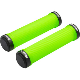 Reverse Spin Lock-On Puños, neon green/black